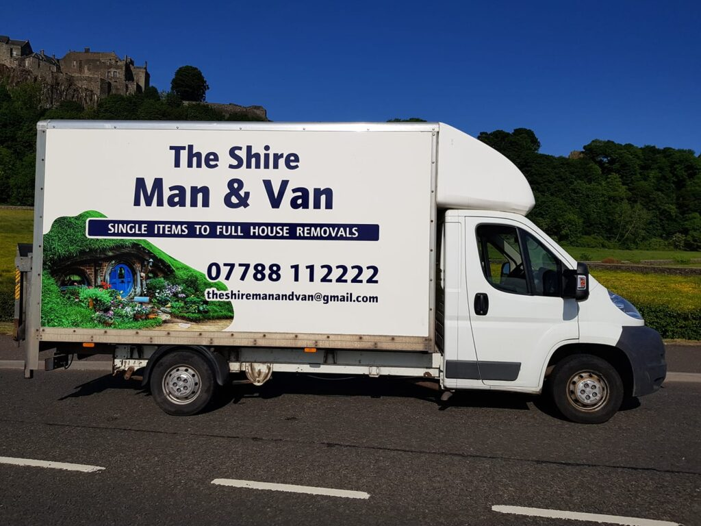 Stirling - home of The Shire Man & Van