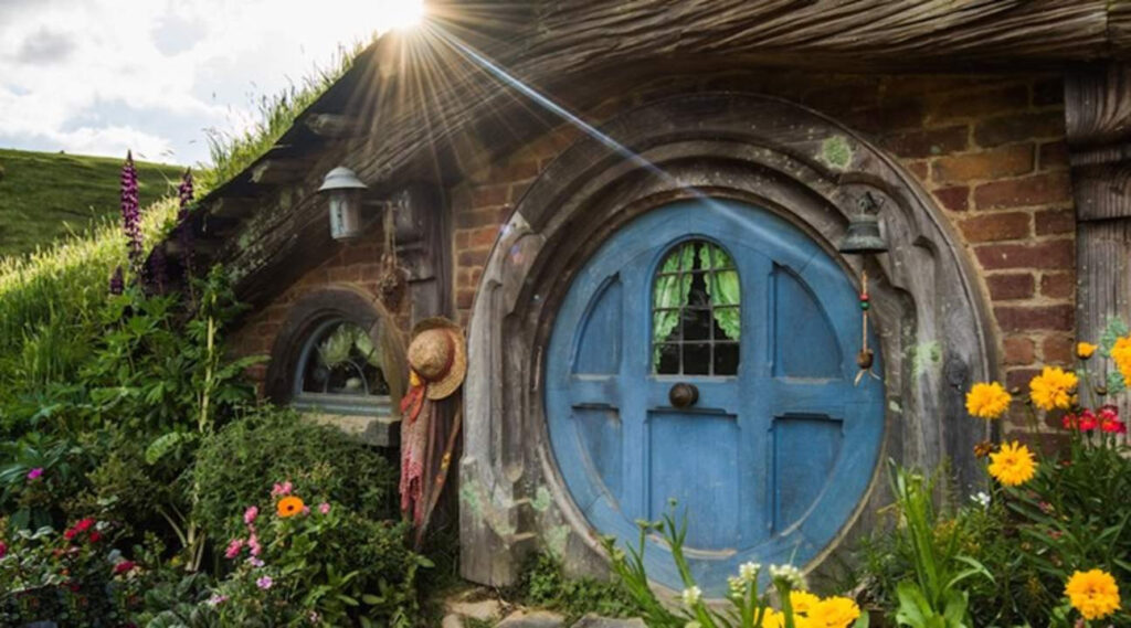 """hobbit house - """"The Shire"""""""